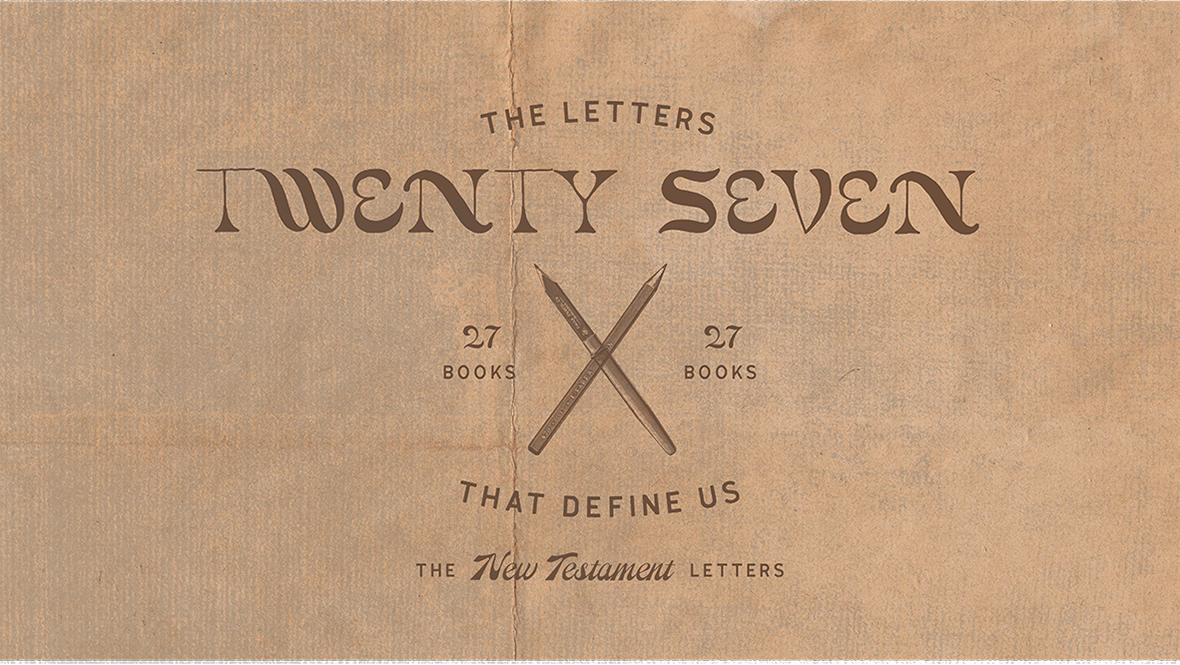27: The Letters That Define Us